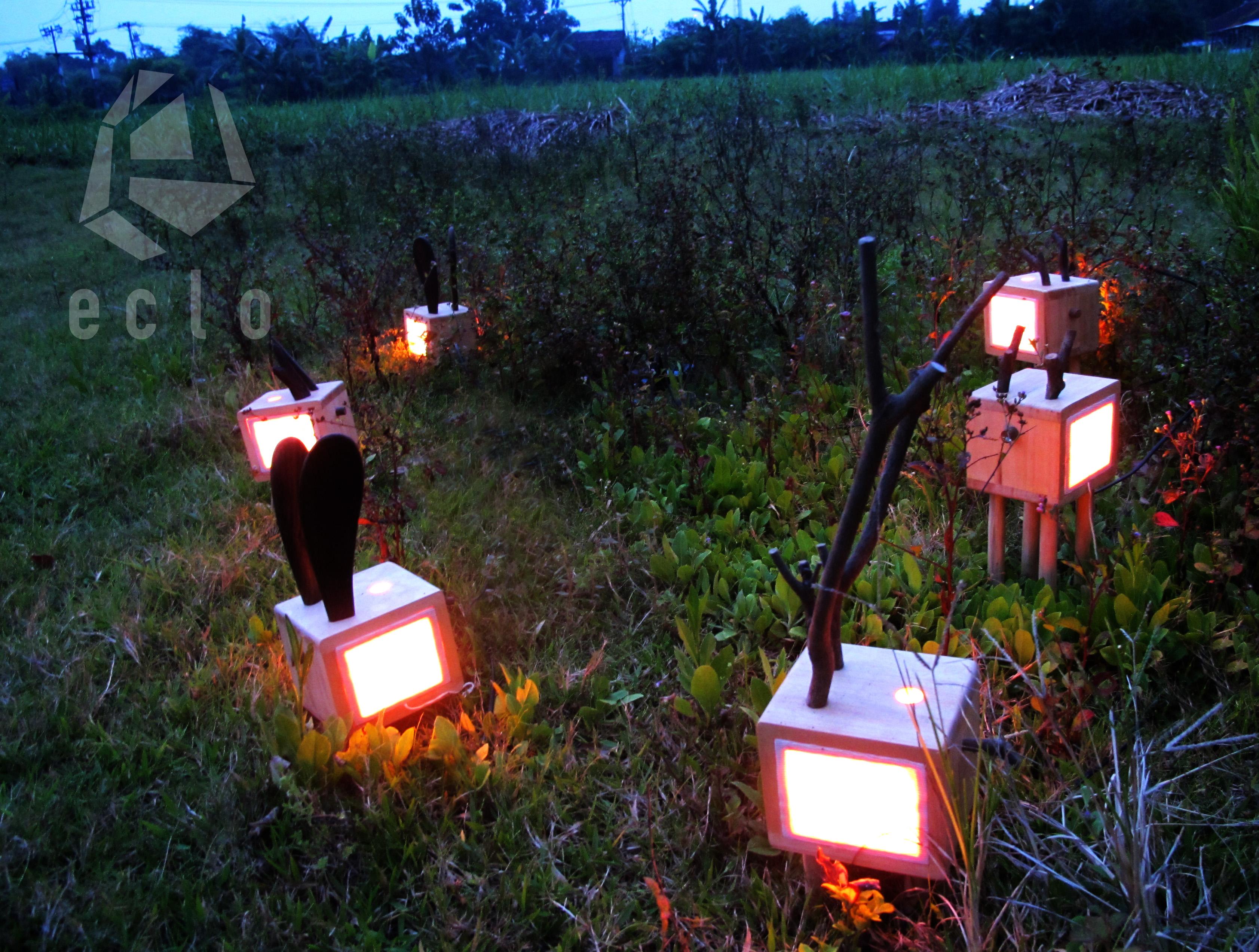 Kanima Lamp | Lampu Hias Unik dengan Nuansa Alami | Order, WA : 08778 ...